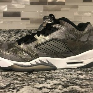 Jordan 5 retro premium Low GG size 7Y